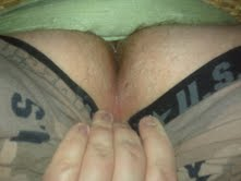 girlfriends ass