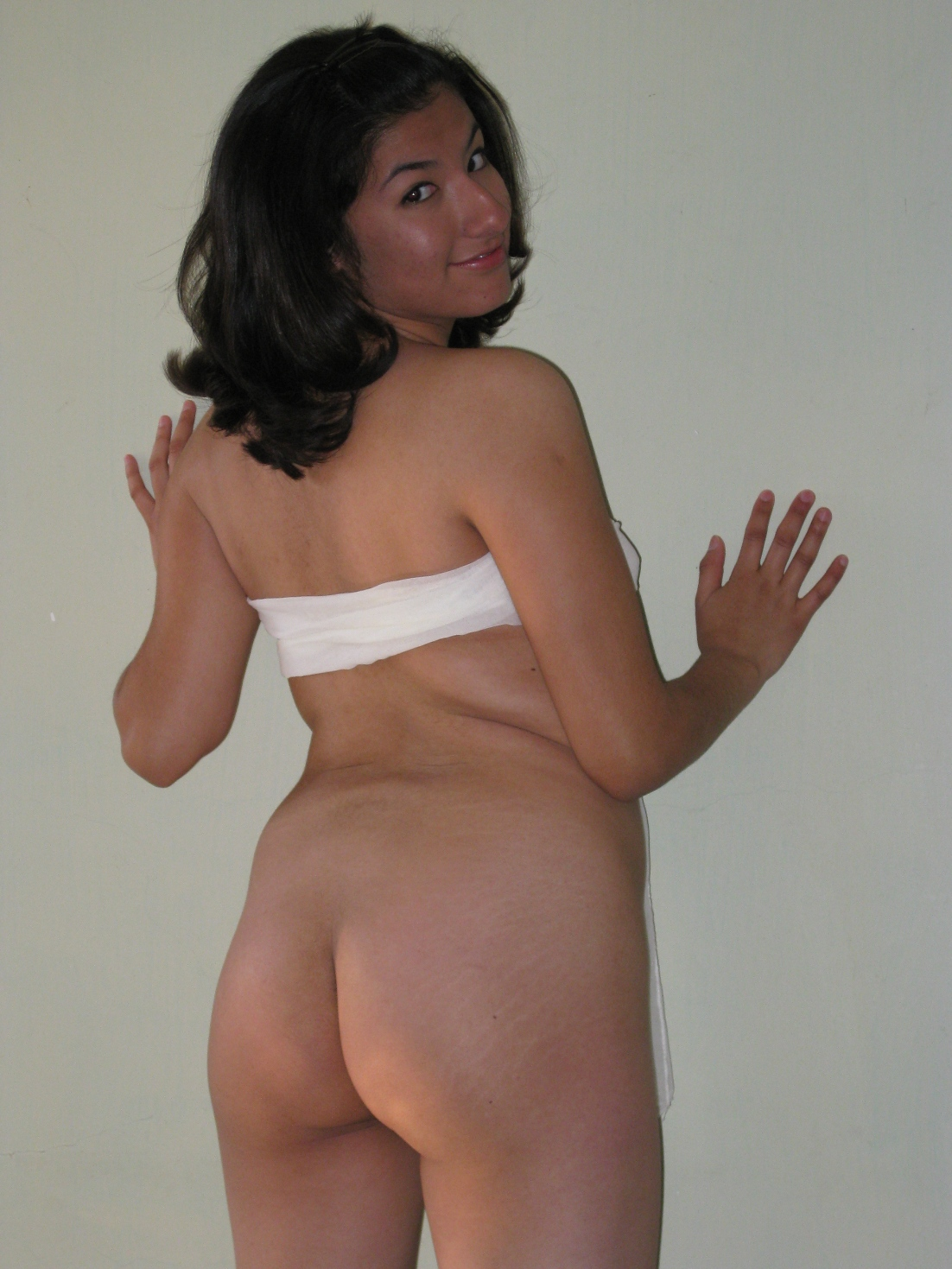 Naked mexican girl