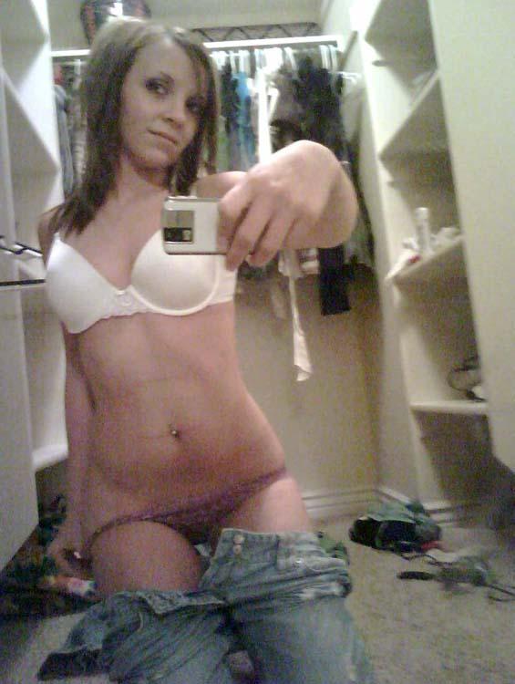 self naked photos