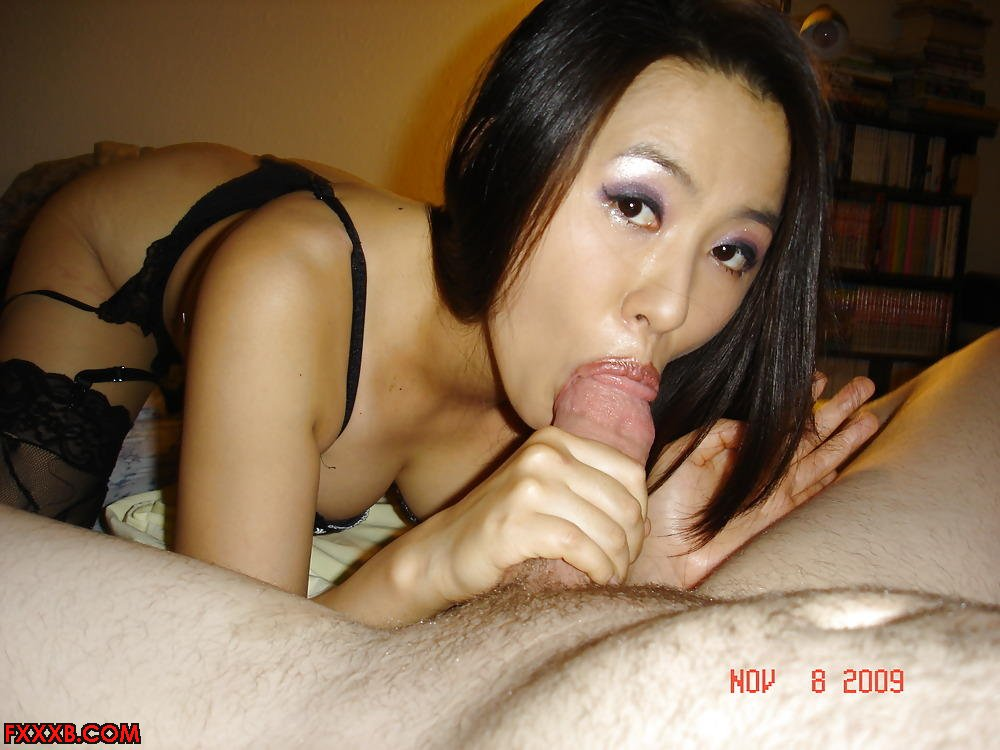 Hottest asian blowjob