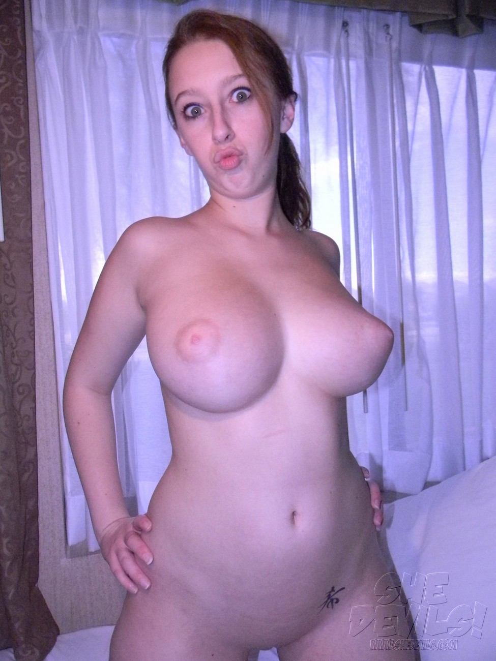 Cosplay big boobs and nude