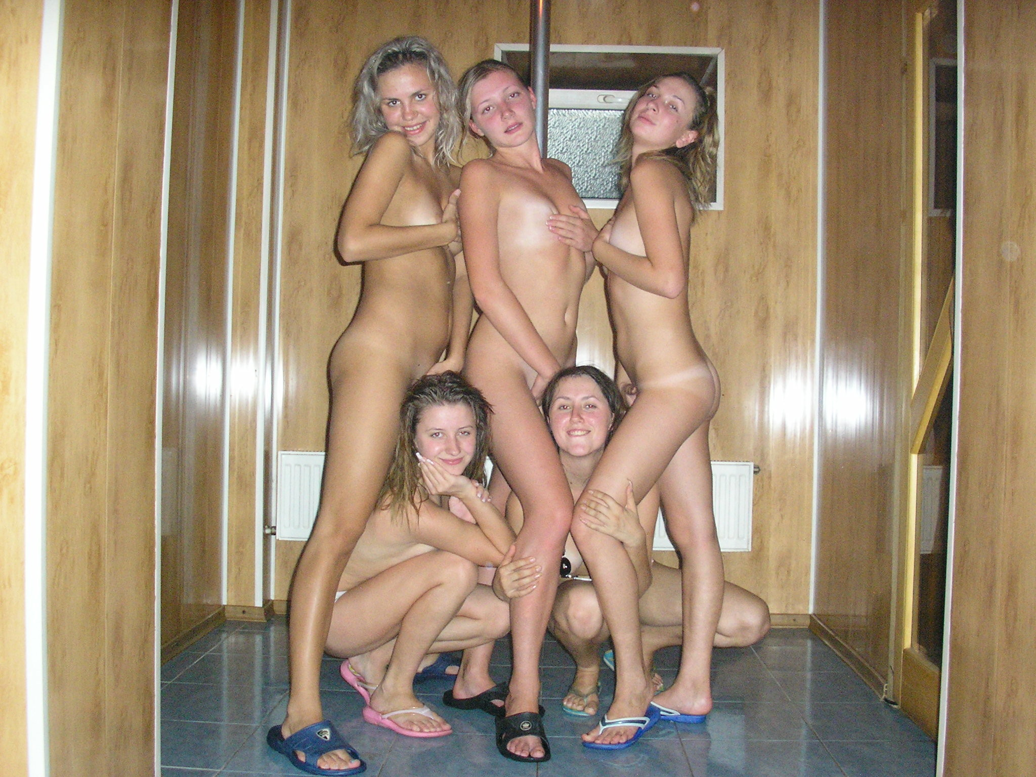 Naked real drunk girls