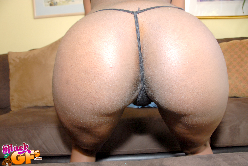 Big Booty Latina Gets Bbc