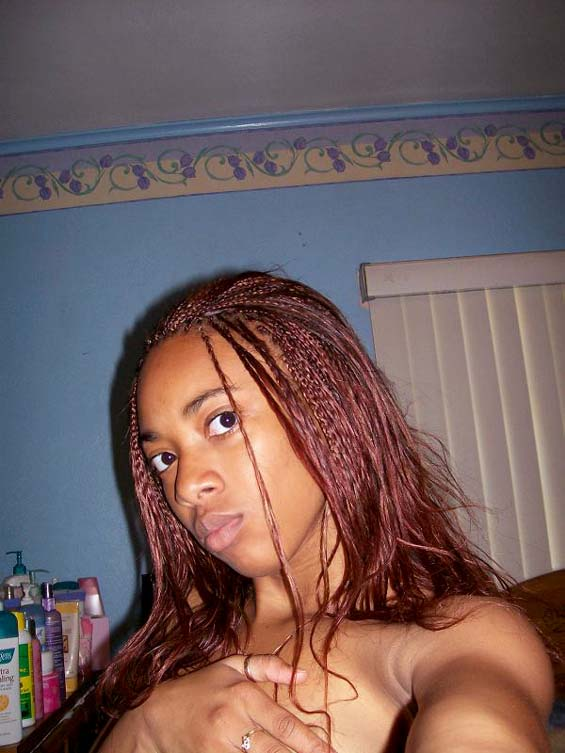 Remarkable, self black nude amateur sorry, that