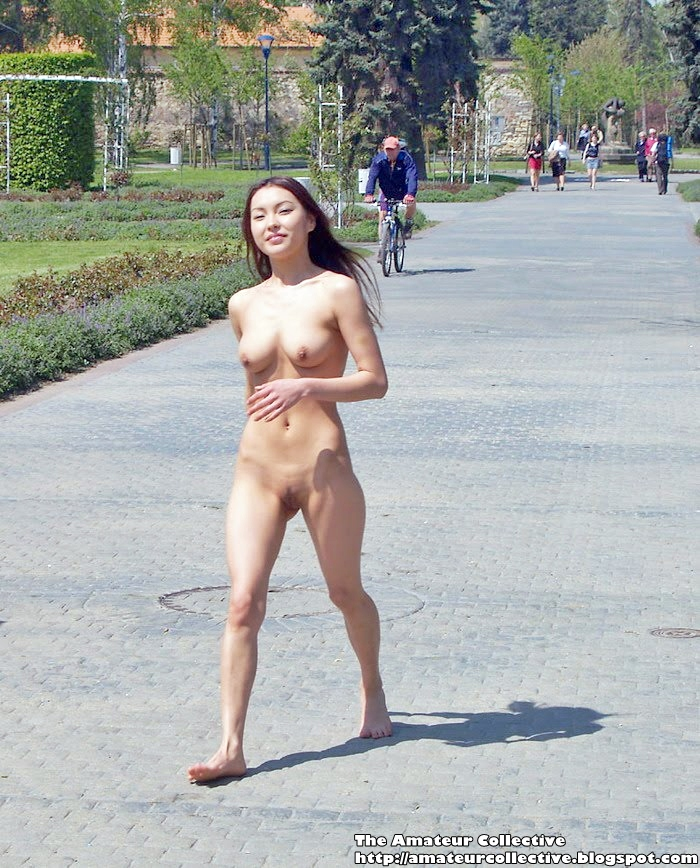 Naked and horny girls