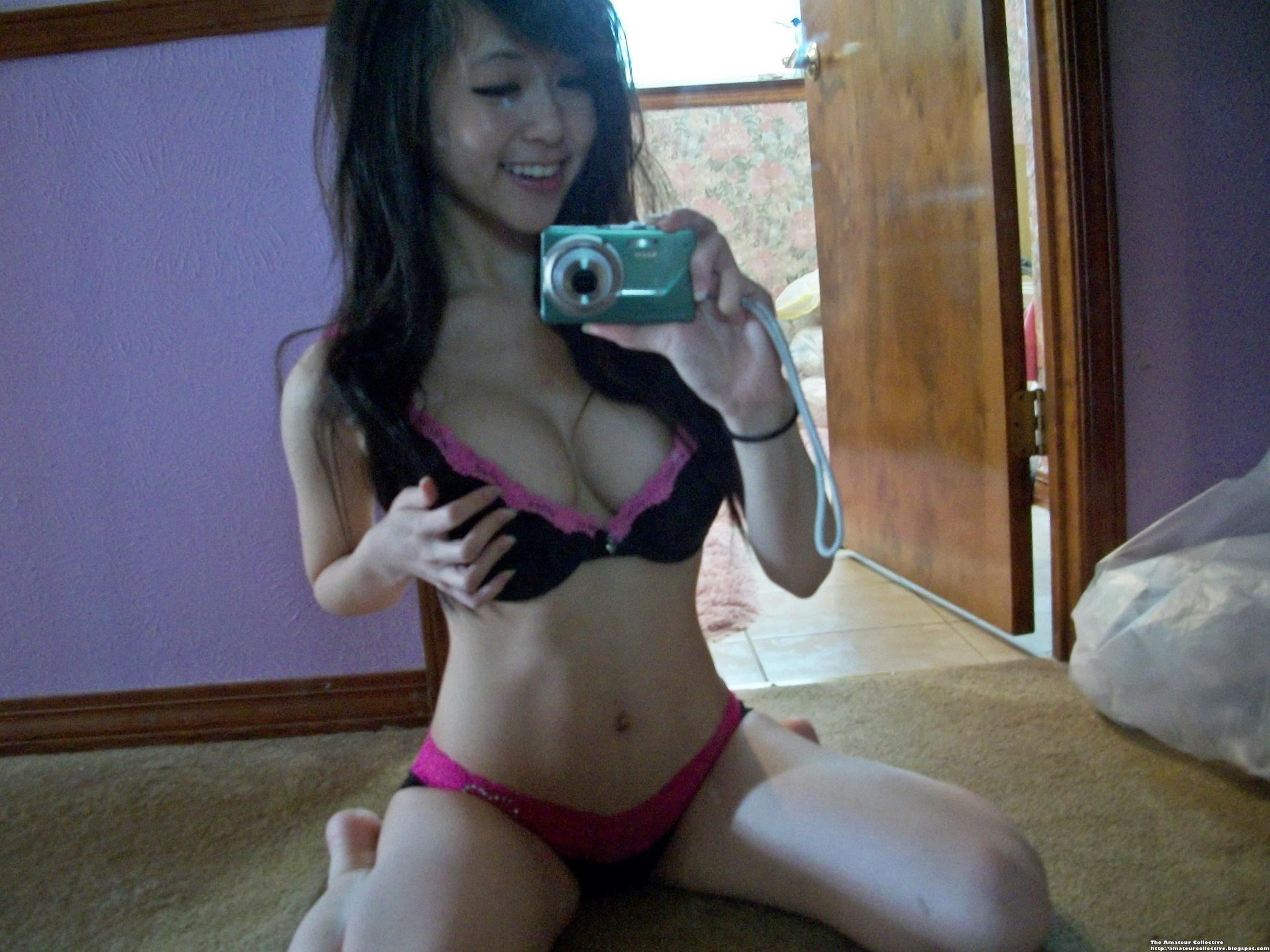 Asian Girls Nude Selfie