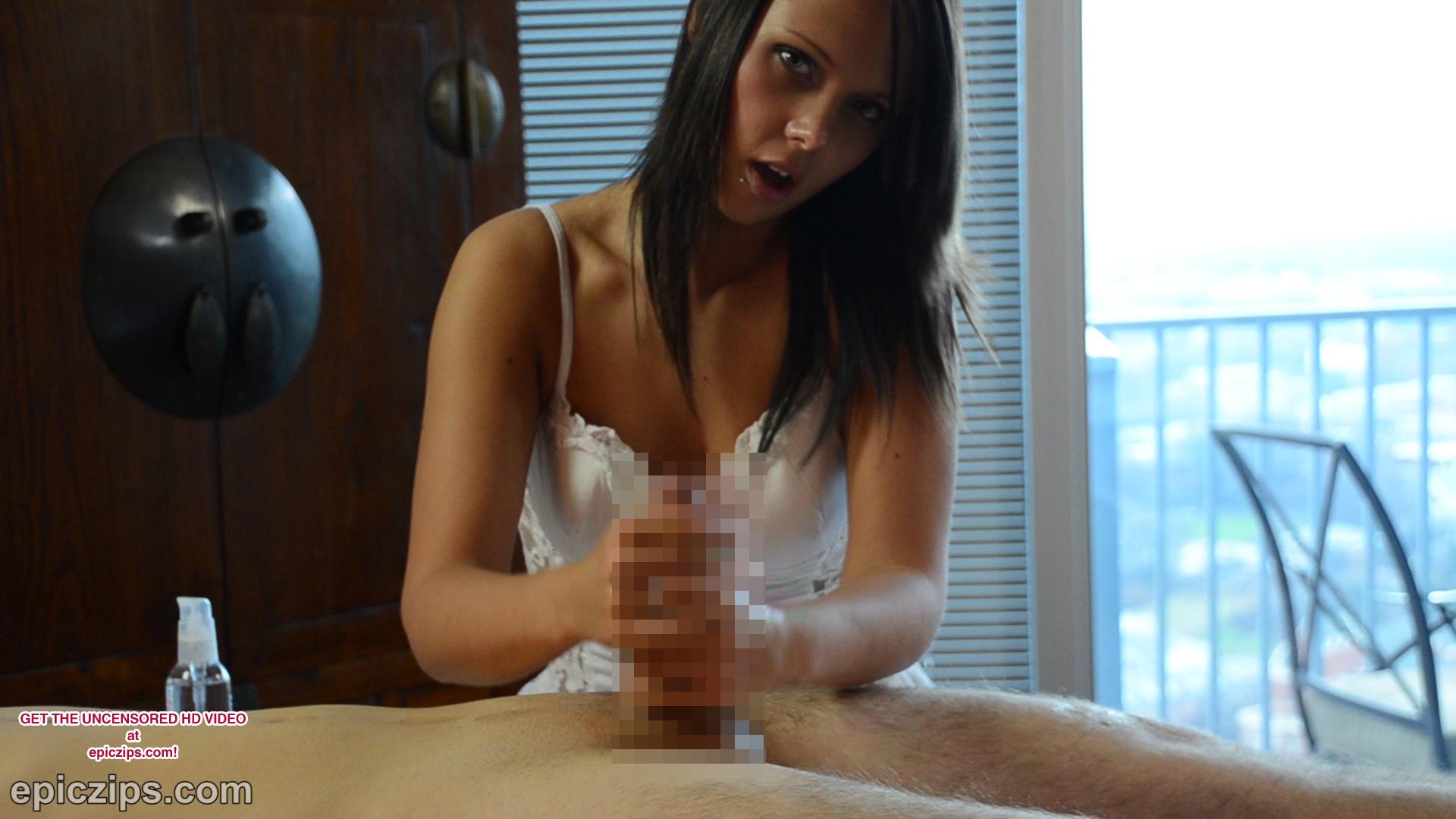 Handjob footjob mutual masturbation video-9950