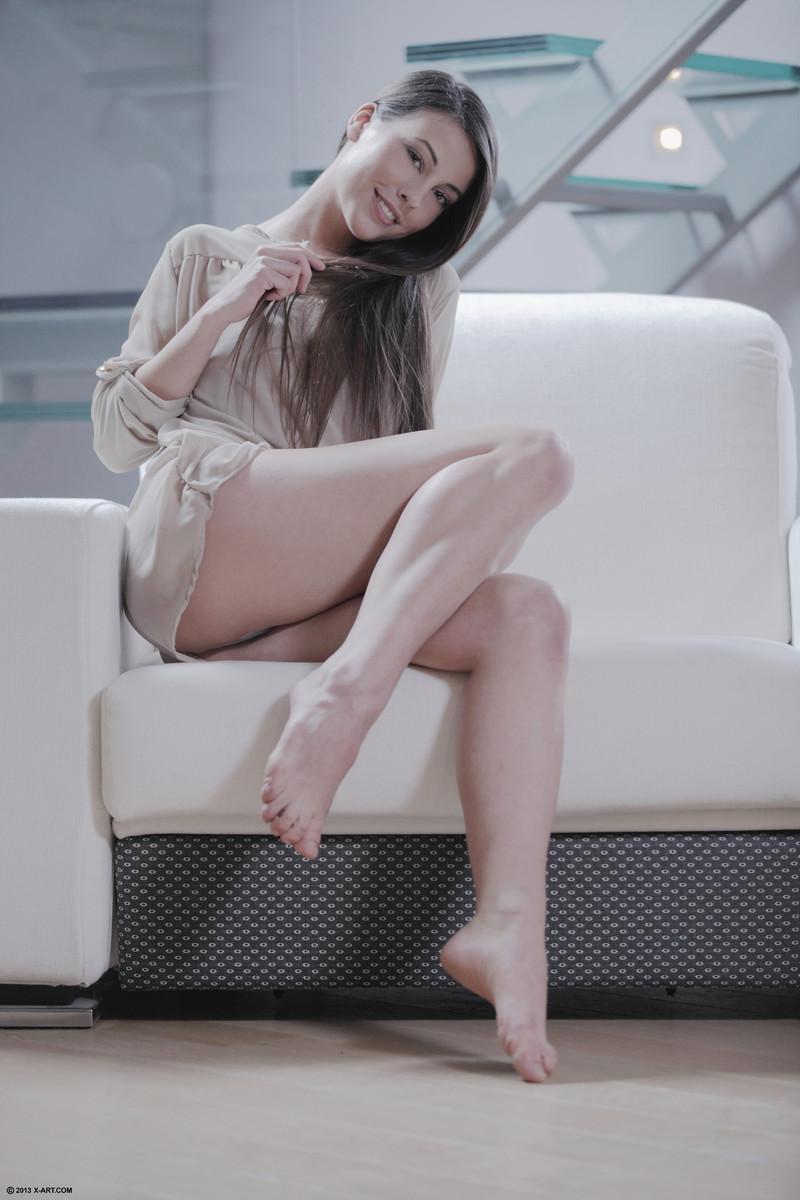 Beautiful 18 Year Nude Teen Girl From X Art  Nude Amateur -6909