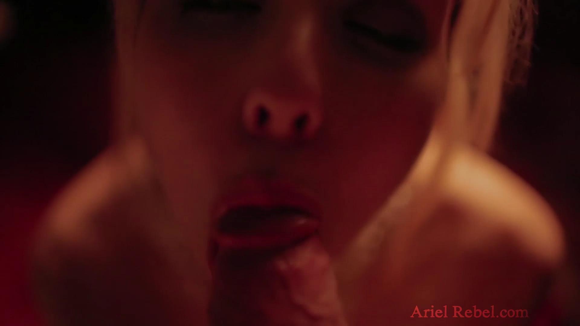 Omfg Sexy Ariel Rebel Finally In A Blowjob Video  Nude Amateur Girls-7140