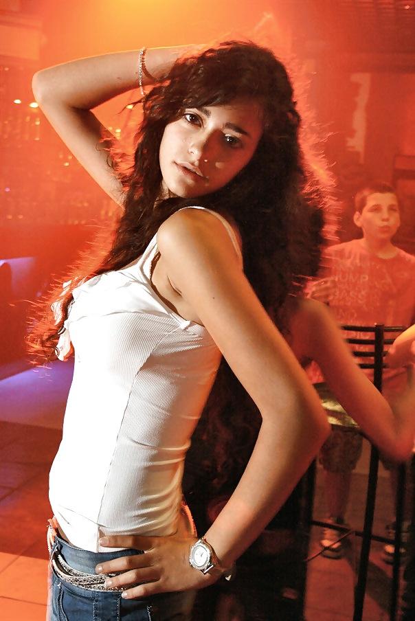 Very Busty And Petite Israeli Teens Nude Pics  Nude -3838
