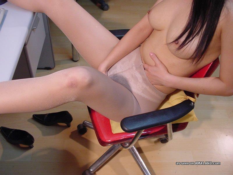 Hot asian chick strips, boy first hand job