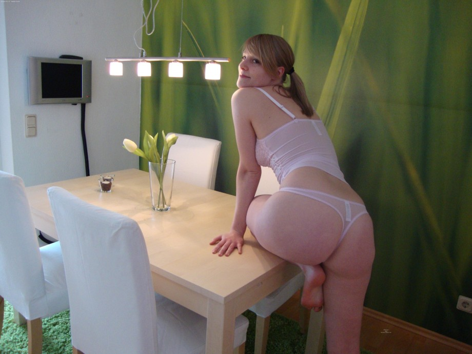 german amateur girlfriend - Nice tits naked german girl showing pussy and titties   Nude Amateur Girls