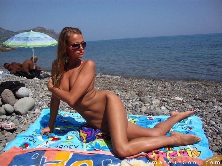 Teen Nudist Beach