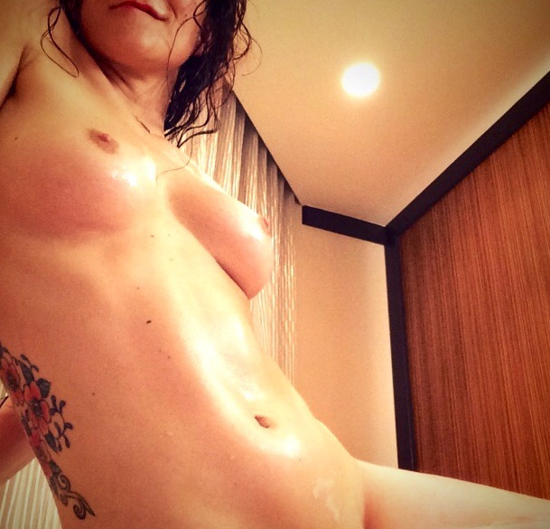 Very Fit Naked Ex Girlfriend With Really Tight Body  Nude -8969