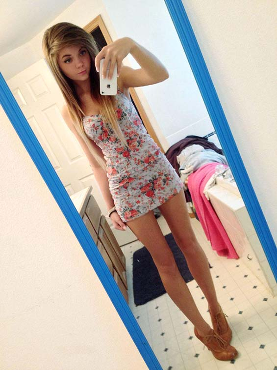 Teens, Young, Petite PERFECT GIRLS