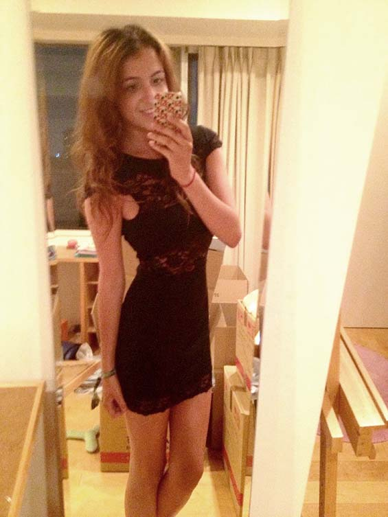Real amateur redhead teen girls nude