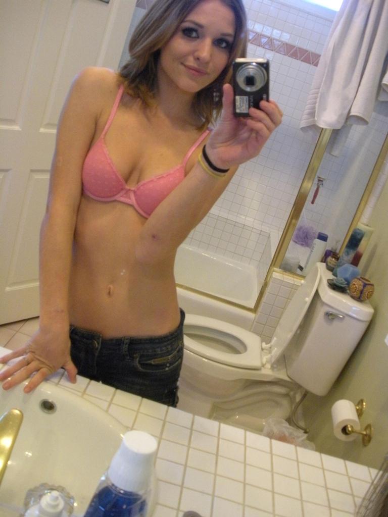 Erotic cute girl