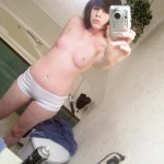 Ex-Girlfriend Nude Self photos