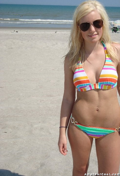 amateur pussy bikini girlfriend