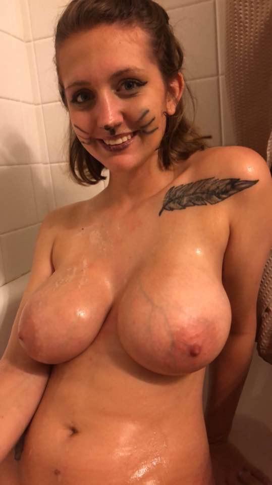 Nude amateur tits